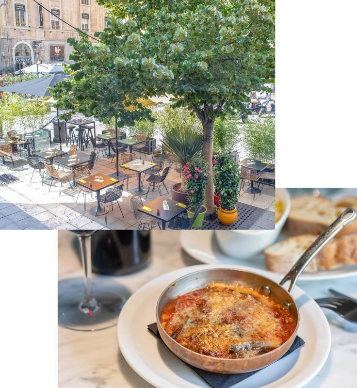 Marcello - Restaurant Italien Marseille